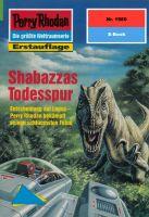 Perry Rhodan 1980: Shabazzas Todesspur (Heftroman)