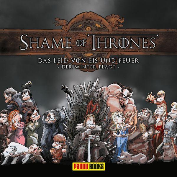 Shame of Thrones - Das Leid von Eis und Feuer, Band 1 - Der Winter plagt