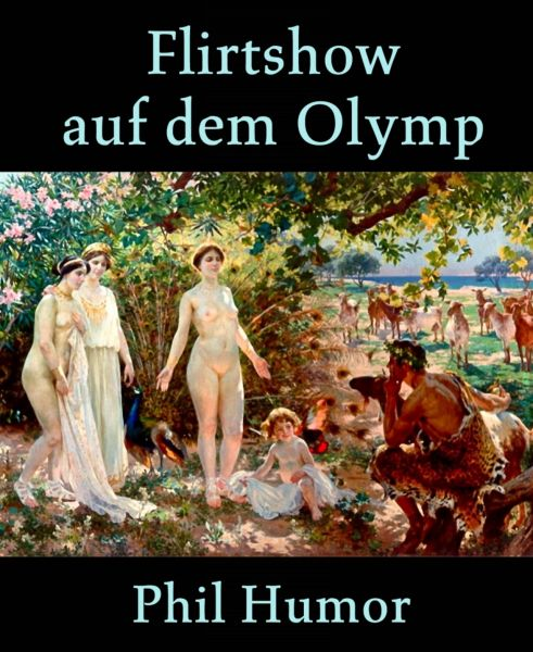 Flirtshow auf dem Olymp