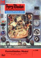 Perry Rhodan 246: Kontrollstation Modul