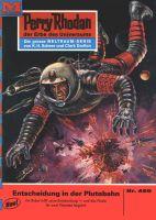 Perry Rhodan 499: Entscheidung in der Plutobahn (Heftroman)