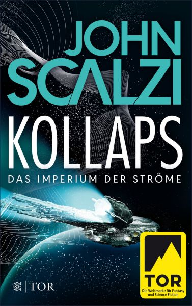 Cover John Scalzi: Kollaps