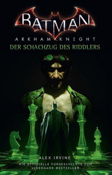 Batman: Arkham Knight - Der Schachzug des Riddlers