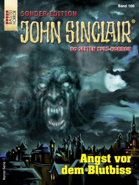John Sinclair Sonder-Edition 166