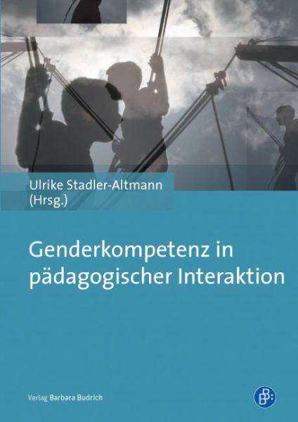 Genderkompetenz in pädagogischer Interaktion