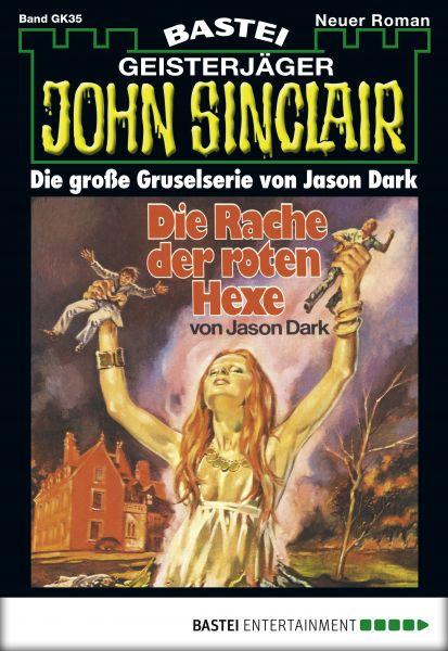 John Sinclair Gespensterkrimi - Folge 35