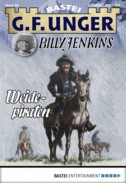 G. F. Unger Billy Jenkins 56 - Western