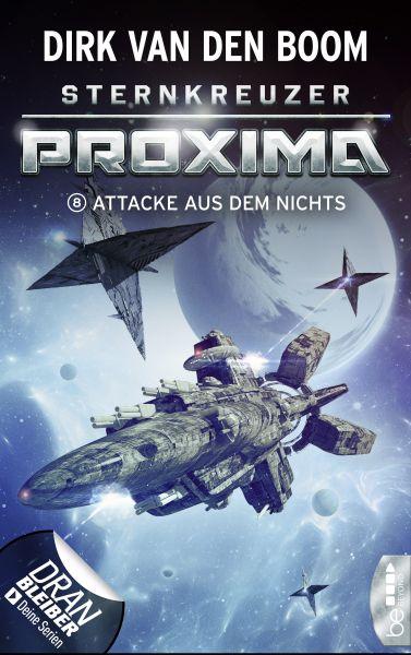 Sternkreuzer Proxima - Attacke aus dem Nichts