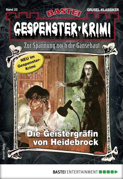 Gespenster-Krimi 22 - Horror-Serie