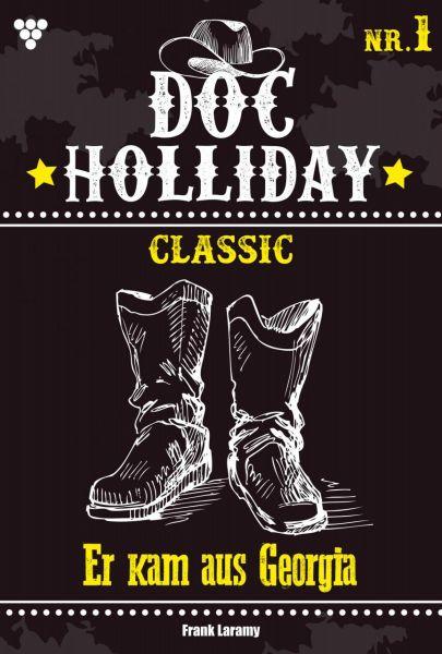 Doc Holliday Classic 1 - Western