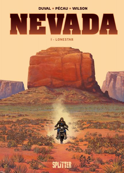 Nevada. Band 1