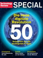Die neue Digitale Revolution (Technology Review)