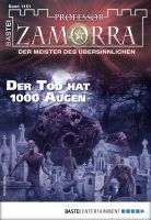 Professor Zamorra 1151 - Horror-Serie