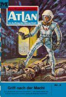 Atlan 2: Griff nach der Macht (Heftroman)