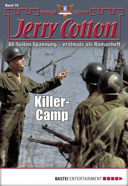 Jerry Cotton Sonder-Edition 70 - Krimi-Serie