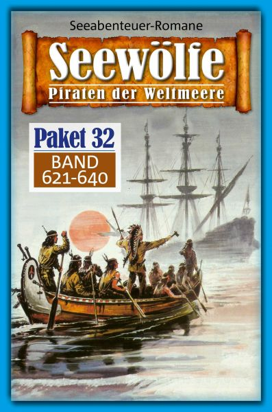 Seewölfe Paket 32