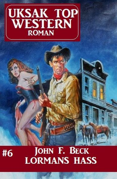 Uksak Top Western-Roman 6 Lormans Hass