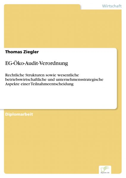 EG-Öko-Audit-Verordnung