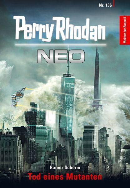 Perry Rhodan Neo 136: Tod eines Mutanten