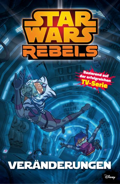 Star Wars Rebels, Band 2 - Veränderungen