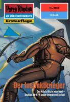 Perry Rhodan 2084: Der Instinktkrieger (Heftroman)