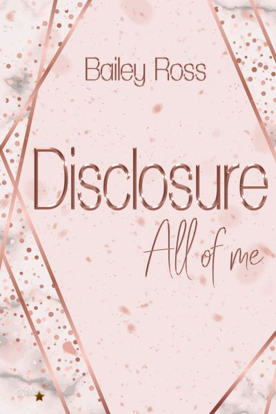 Disclosure: All of me