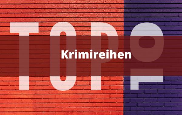 Top-10-Krimireihen