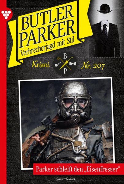 Butler Parker 207 – Kriminalroman