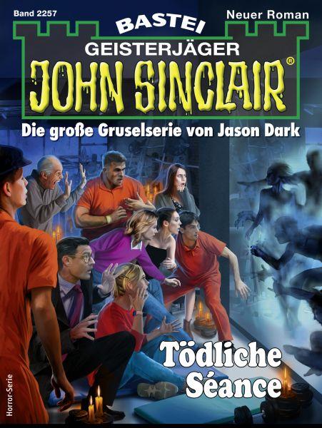 John Sinclair 2257