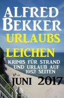 Urlaubsleichen auf 1052 Seiten: Krimis für den Strand