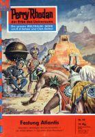 Perry Rhodan 60: Festung Atlantis