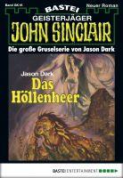 John Sinclair Gespensterkrimi - Folge 16