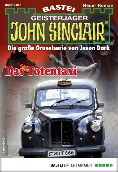 John Sinclair 2107 - Horror-Serie
