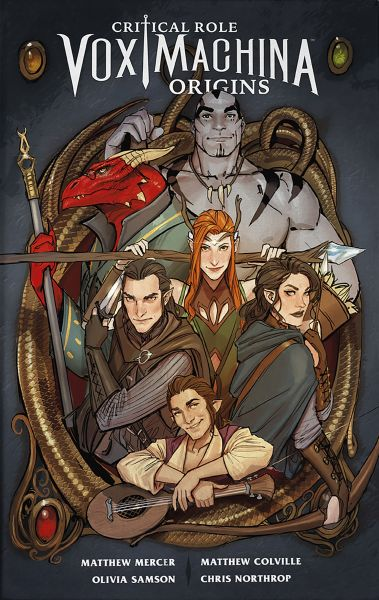 Critival Role: Vox Machina Origins