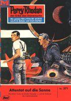 Perry Rhodan 371: Attentat auf die Sonne (Heftroman)