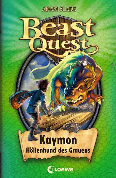 Beast Quest 16 – Kaymon, Höllenhund des Grauens