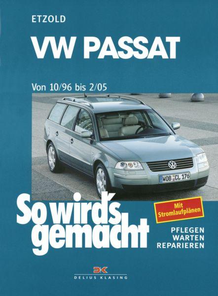 VW Passat 10/96 bis 2/05