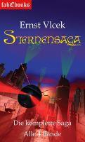 Sternensaga: Die komplette Saga - Alle vier Bände - 900 Seiten