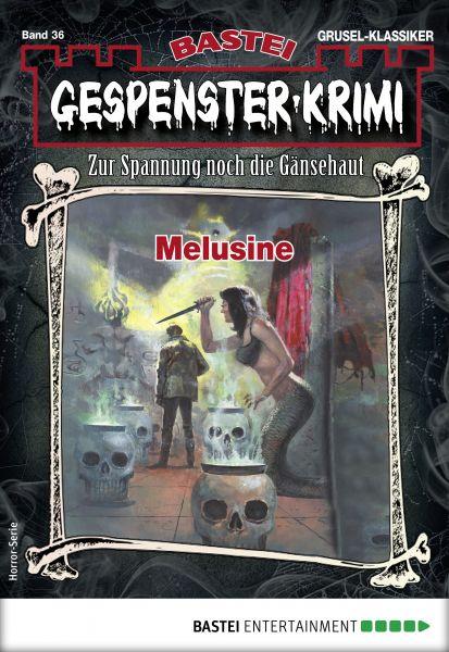 Gespenster-Krimi 36 - Horror-Serie
