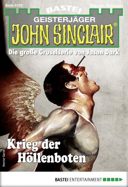 John Sinclair 2125 - Horror-Serie