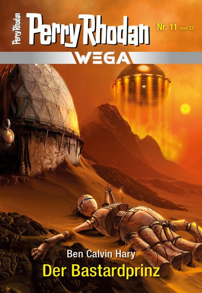 PERRY RHODAN-Wega Band 11