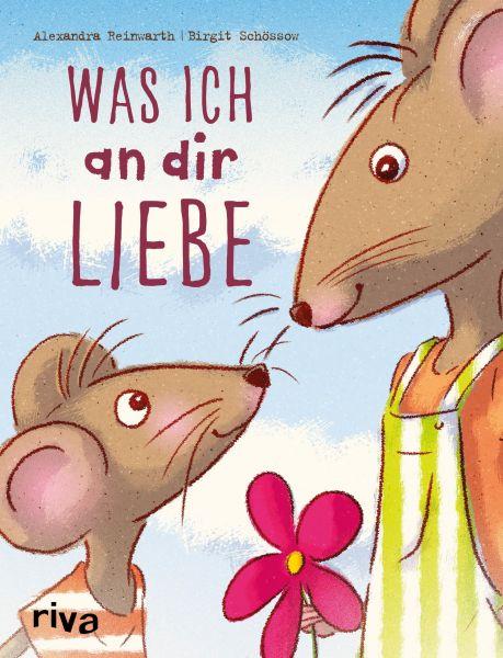 Was ich an dir liebe – Kinderbuch