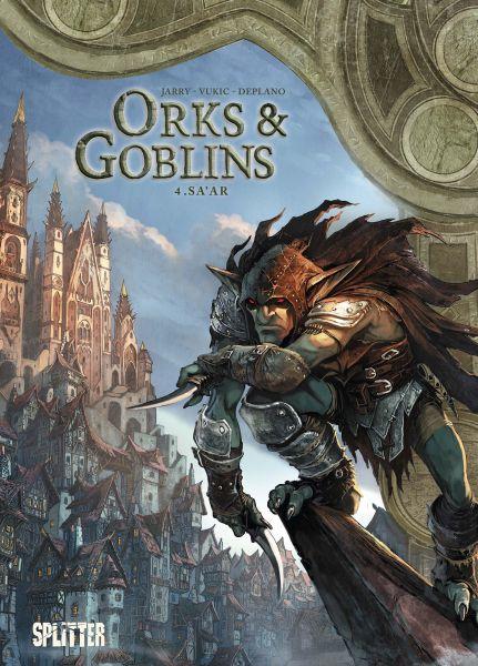 Orks & Goblins. Band 4