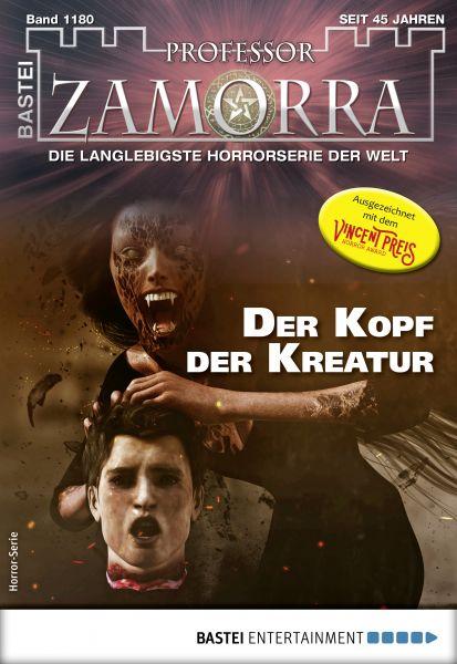Professor Zamorra 1180 - Horror-Serie