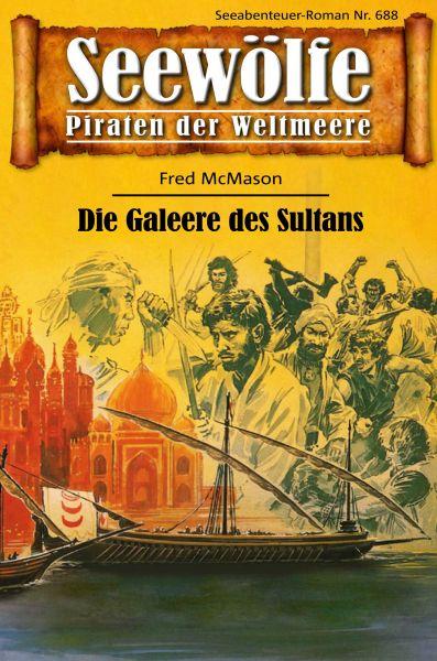 Seewölfe - Piraten der Weltmeere 688