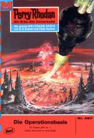Perry Rhodan 457: Die Operationsbasis (Heftroman)
