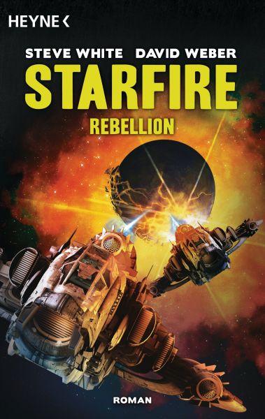 Starfire - Rebellion