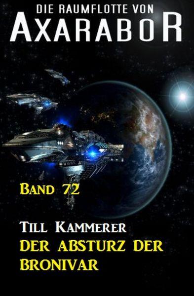 Die Raumflotte von Axarabor-Paket 4 Beam Einzelausgaben