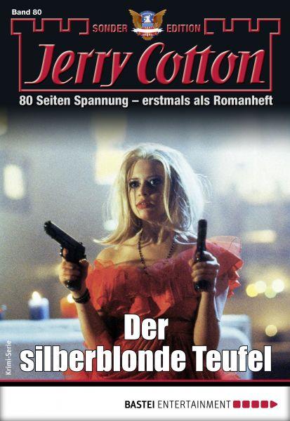 Jerry Cotton Sonder-Edition 80 - Krimi-Serie