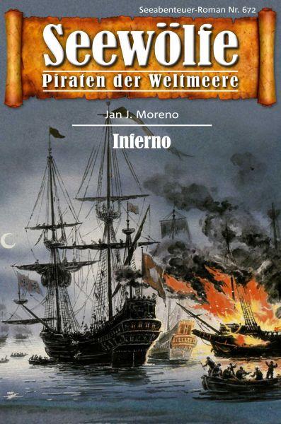 Seewölfe - Piraten der Weltmeere 672